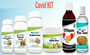 Covid Herbal Kit